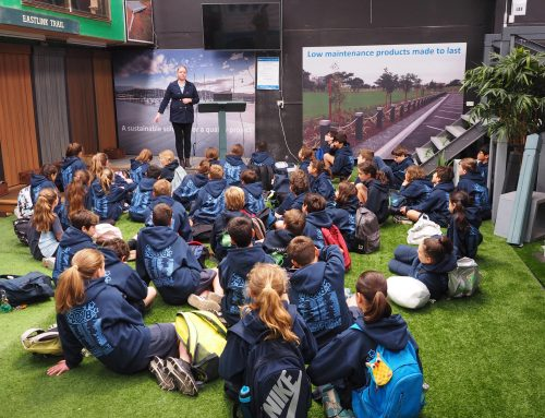 Gardenvale Primary School Takes A Tour Through The REC