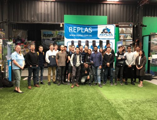 Engineering Students from RMIT Uni Visit the REC