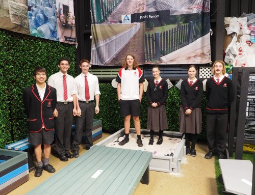 Balcombe Grammar Year 12 VCE Students Tour The REC As Part Of Their Studies