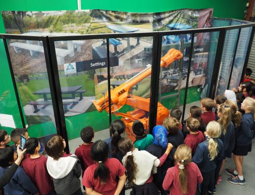 Toorak College Grade 4 Students Learn and Engage at The Replas Environmental Centre