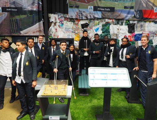 St. John's Regional College Visit the Replas Environmental Centre